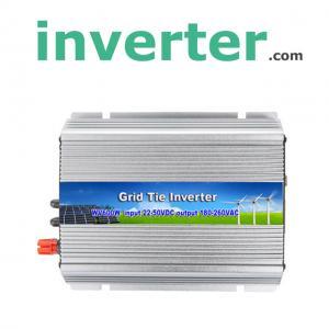 Buy cheap 500W Solar Grid Tie Inverter, 12V/24V DC to 110V/230V AC product