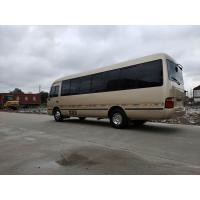 Buy cheap Good Performance 30 Seats Passenger Car TOYOTA COASTER Used Medium Luxury Coach Bus product