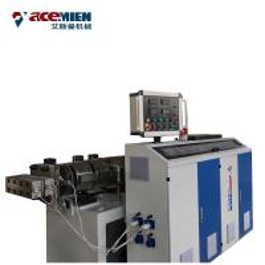 Buy cheap PVC Film Lamination Hot Stamping Plastic Board Making Machine , PVC Ceiling Machine product