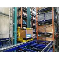Buy cheap Chain Slat Conveyor Light Weight Automated Storage And Retrieval System Multi Levels Storage from wholesalers