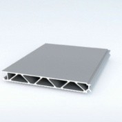 Buy cheap Corrosion Resistant Anodized Silver Electric Cars Aluminum Profiles product