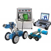 """Buy cheap Windows System Control CCTV Pipe Inspection Equipment With 8.4"""" Touch LCD Screen product"""