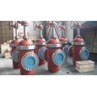 """Buy cheap Pipeline Conduit Expanding 2"""" - 42"""" Size Class 150 / 300 Stainless Steel Gate Valves product"""