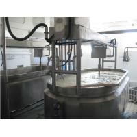 Buy cheap Automatic CIP Clean Dairy Processing Plant 200kg/H Cheese Processing Line from wholesalers