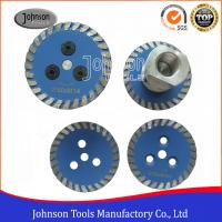 Buy cheap 50mm 75mm Diamond Stone Cutting Blades with M14 Flange for Granite Cutting and from wholesalers