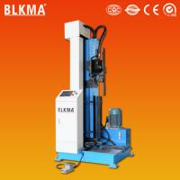 Buy cheap Hydraulic rectangle duct lock seam machine product