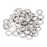 Buy cheap SS 304 A2 DIN 125 Hardware Flat Washers Size M3-M72 Polish Color product