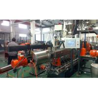Buy cheap Special twin screw extruder for antimicrobial material masterbatches processing from wholesalers