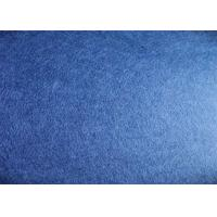China Sky Blue 9mm Pet Felt Acoustic Panels For Office / Theatre Semi - Rigid Surface on sale