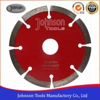 Buy cheap 105mm Sintered Segment Saw Blade Diamond Cutting Blade For General Purpose product