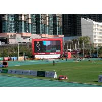 Buy cheap Outdoor Electronic Stadium LED Screens product