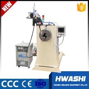 Buy cheap Hwashi  Arc Welding Machine,PLC Control Circular Seam MIG / TIG Welding Machine With Automatic Rotating System product