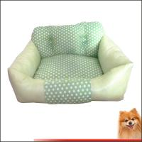 Buy cheap pet beds small dogs Oxford And Polyester Pet Beds China Factory product