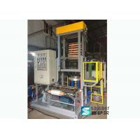 Buy cheap High Precision Mini PE Film Blowing Machine Fixing Traction Frame Structure product