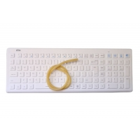 Buy cheap UK Wireless Medical Keyboard With Clean Model And 106 Key 3 Hot Key product