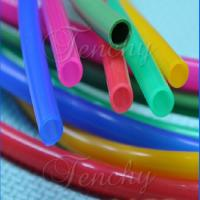 Buy cheap Colored Soft Flexible Silicone Tubing 0.5-100mm OD Range FDA LFGB Approved product