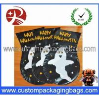 Buy cheap Black Eco-Friendly Plastic Treat Bags 0.02mm - 10mm With Ties For Packing product