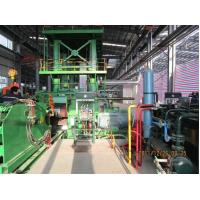 Buy cheap 180W Color Coated Aluminum Coil Coating Production Line 380V 100X7X10 m product