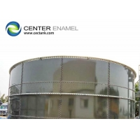 Buy cheap Two Layer 0.25mm Coating Bolted Steel Water Tanks product