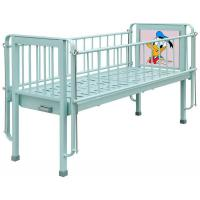 Buy cheap Mobile Pediatric Hospital Beds For Kids With Single Manual Crank product