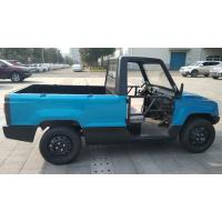 Buy cheap Beautiful 2 Seater Pickup Truck Electrially Powered Rear Wheel Drive Car Assembly product