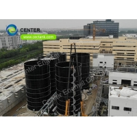 Buy cheap Customized Bolted Steel Tanks And Biogas Plant Storage Tank For Biogas Production product