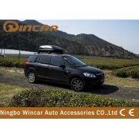 Buy cheap ABS plastic board universal SUV / CRV Car Roof Boxes of U-bolt Mounting product