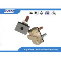 Quality Bracket Mount 15A 20A 25A 14V DC Car Circuit Breaker With Plastic Cabinet for sale