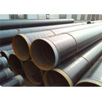Buy cheap Light Weight Steel Plastic Composite Pipe Strong Coating Adhesion For Mine product
