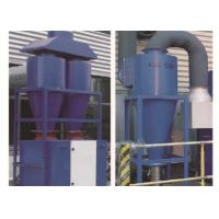 Buy cheap Plasma Cutting Fume Cyclone Dust Collection Systems , Cyclone Dust Separator Collector product