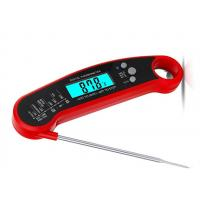 Buy cheap IP67 Waterproof Digital Kitchen Probe Thermometer With Magnet / Bottle Opener product
