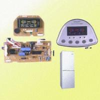 Buy cheap Microprocessor-based Controller Card for Refrigerators, with Flexible Control product
