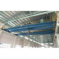 Buy cheap General Purpose Electric Overhead Crane With 25T Lifting Weight , 12.6M Span product
