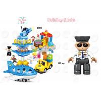 Buy cheap 172Pcs City Vehicles Pretend Play DIY Building Blocks For Unisex Eco Friendly from wholesalers