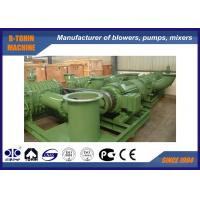 Buy cheap Two stages Roots Air Blower , high pressure roots compressor for power plant product