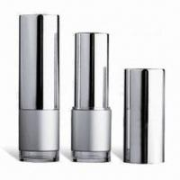 Buy cheap Lipstick Tubes with 70mm Height, Made of ABS, Customized Colors are Accepted product