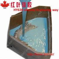 Buy cheap Plaster figurines casting liquid rtv silicone rubber product