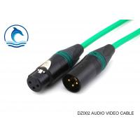 Buy cheap Gray Stereo Audio Video Cable 1m For Professional Sound Applications from wholesalers