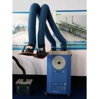 China Portable welding dust collection unit with cartridge filter cleaner on sale