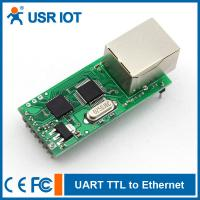 China [USR-TCP232-T] RS232 TTL to Ethernet Converter TCP/IP module, support TCP/UDP on sale