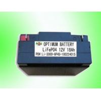 Buy cheap UPS LiFePO4 Battery 12V 18AH, Ups Backup System for e-bike, e-tool, electric forklift product