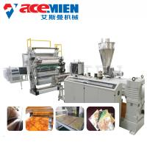 Buy cheap PVC Marble Making Machine , Artificial Stone Making Machine Profile Sheet product