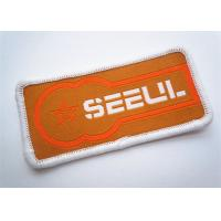 Buy cheap Eco Friendly Custom Clothing Patches No Slip Garment Accessories product