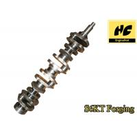 Buy cheap OEM professional high precision stroker S6KT crankshaft uesed for Caterpillar diesel engine product