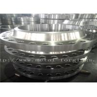 Buy cheap Duplex SS Flanges /  Stainless Steel Plate Flanges Heat Treatment product