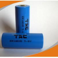 Buy cheap  Lithium Cylindrical 3.6V 3600mAh Battery for Utility meter, smoke alarm system, detector product