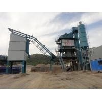 Buy cheap 50T Hot Aggregate Bin Asphalt Mixing Plant With Toledo Sensor Cold Riveting Technology product