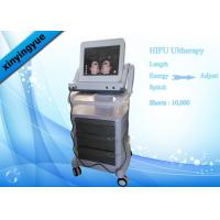 Buy cheap Skin tightening / lift Equipment HIFU Face Lifting Machine With Touch Screen product