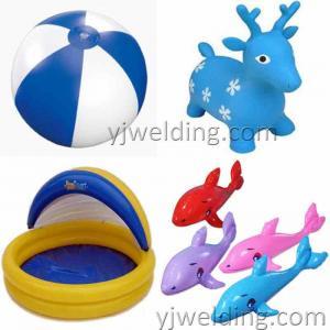 Buy cheap inflatable toy making machine,RF/HF pvc welding machine product