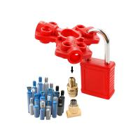 Buy cheap 25G Pneumatic Quick Disconnect Lockout Impact Resistant Without Auxiliary Tools product